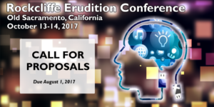 Erudition Call for Proposals