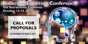 CFP Extended to August 5