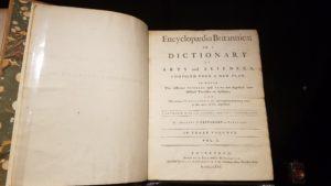 Wikipedia circa 1769