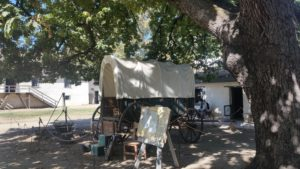 Learning Old School at Sutter's Fort