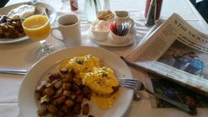 Rockcliffe Conference Breakfast of Champions